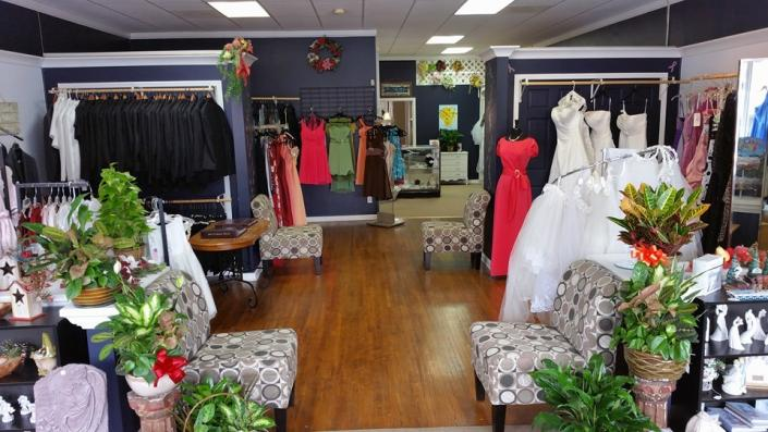[Image: Janet's Memories Line offers signature gowns and formal attire to fit your vision. All brides and girls deserve a perfect fit dress. Stop by today for your consultation. ]